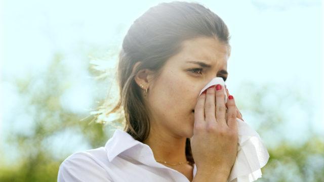Allergien desensibilisieren?