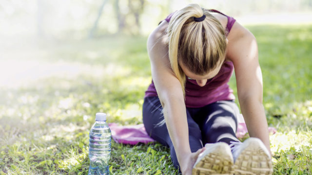 Muskelkater – was nun?