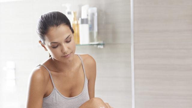 Glatte Haut: Ziehen Sie blank!