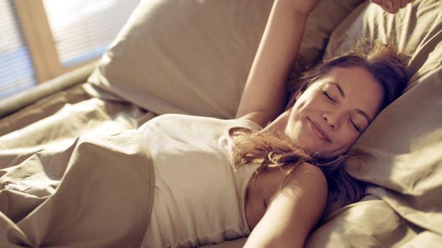 Schlafen Sie (sich) schön!