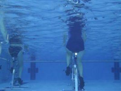 Aqua running, aquacycling ou aqua-fit