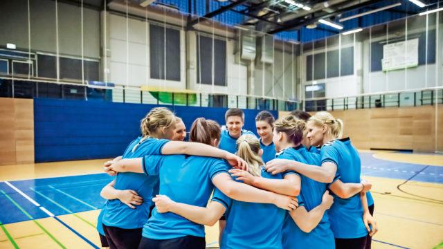 Teamplayer bleiben am Ball