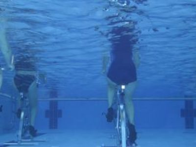 Aqua running, aquacycling ou aqua-fit