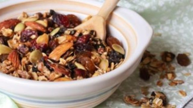 Granola « homemade »