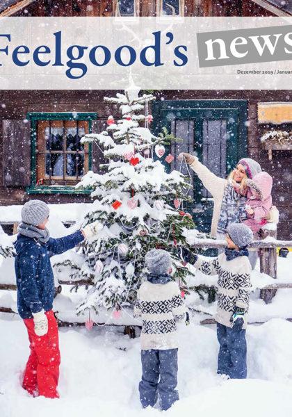 Feelgood's news – Ausgabe Dezember 2019 / Januar 2020
