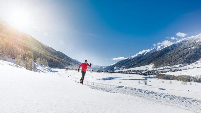Ski de fond : écologique, économique et sain !