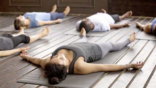 Entspannt und gesund dank Meditation