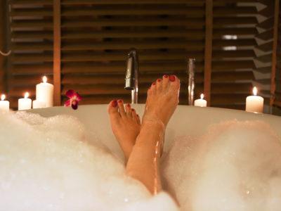 Feelgood's news – Edition février / mars 2020 –Pause zen dans la salle de bains