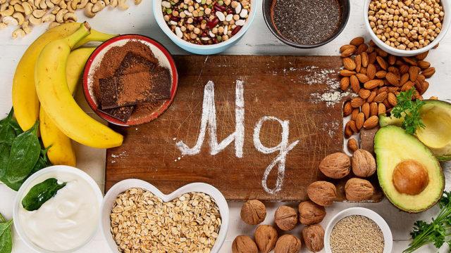 Ohne Magnesium läuft nichts