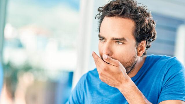 Zum Davonlaufen: Schlechter Atem
