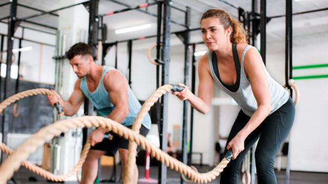 Crossfit: Abwechslung, die fit macht