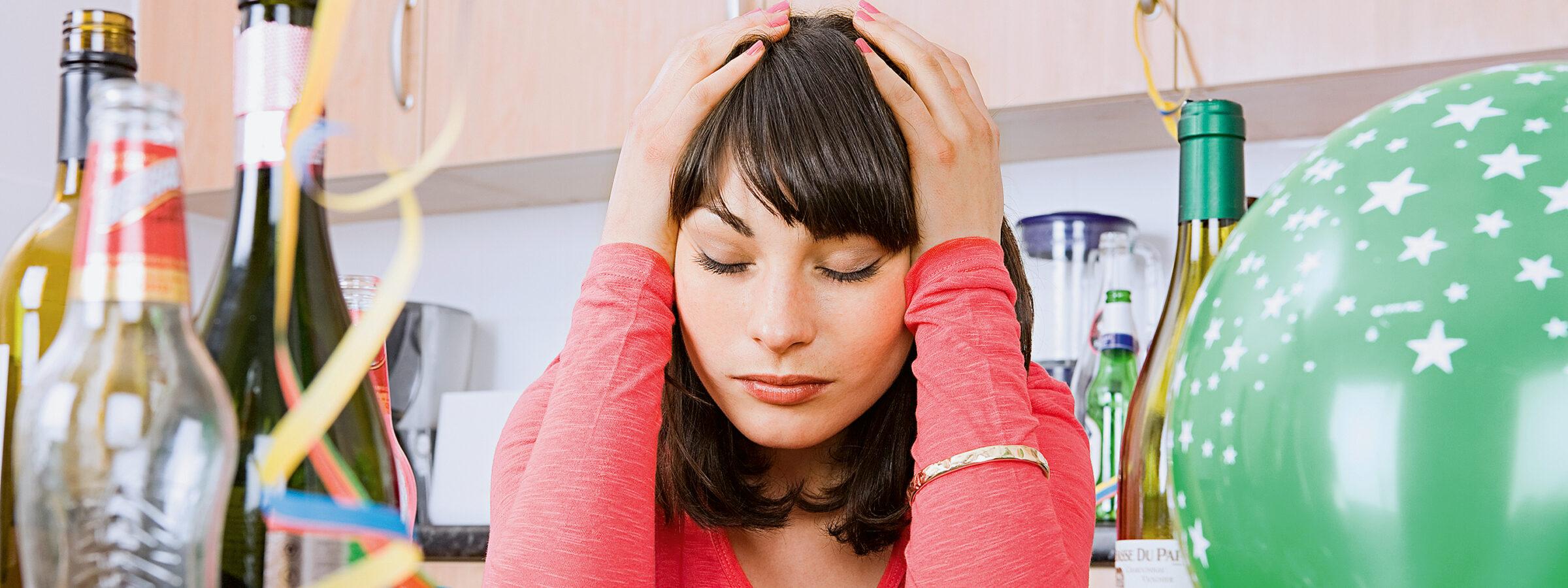 Mal di testa dopo ubriacatura - Feelgoods Farmacie