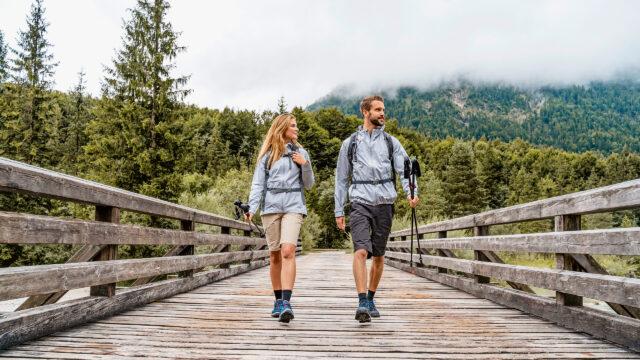 Explorer le monde en marchant