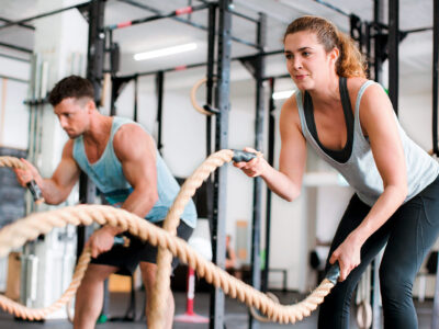 Feelgood's news – Oktober / November 2020 –Crossfit: Abwechslung, die fit macht