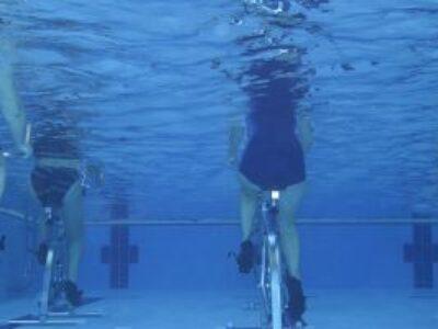 Aquarunning, Aquacycling und Aquafitness