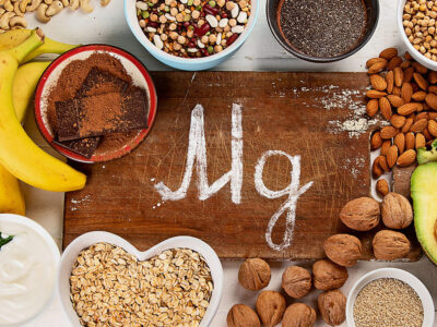 Feelgood's news – Ausgabe April / Mai 2020 –Ohne Magnesium läuft nichts